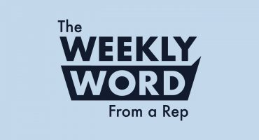 Equitable Title Presents Weekly Word From A Rep